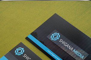 Simple Corporate Business Card Vol 3