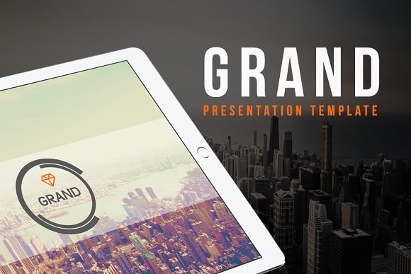 Grand PowerPoint Template