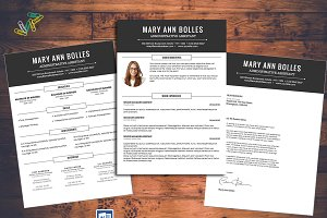 Resume,cv Template-id02
