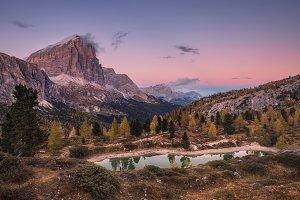 Mount Tofana di Rozes TIF