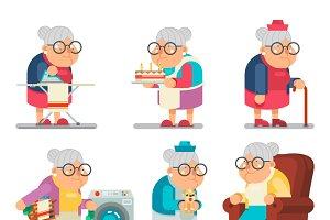 Household Granny