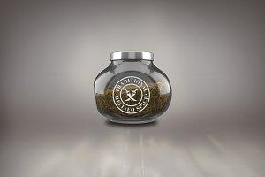 Spice Jar Mock-up#2