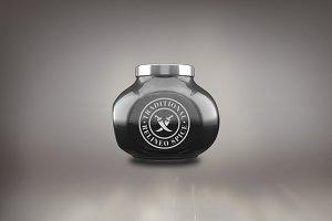 Spice Jar Mock-up#4