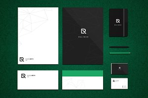 Stationery Mock-up#1