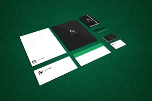 Stationery Mock-up#2