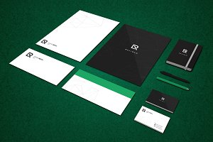 Stationery Mock-up#3