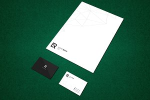 Stationery Mock-up#4