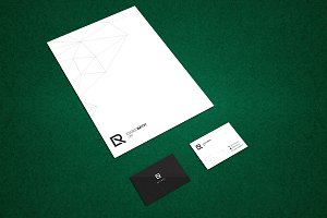 Stationery Mock-up#5