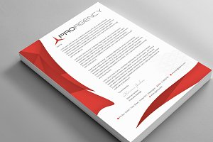 Corporate Agency Letterhead V.3