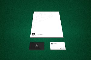 Stationery Mock-up#6