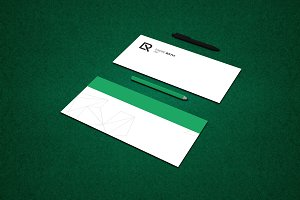 Stationery Mock-up#7
