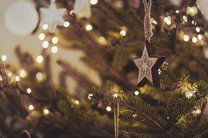 Nordic Natural christmas tree
