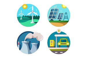 Energy saving technologies