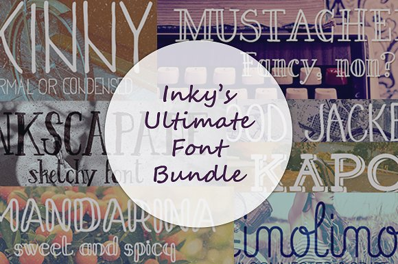 Ultimate Font Family