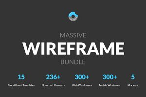 Massive Wireframe Bundle
