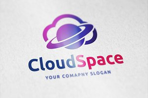 Cloud Space Logo