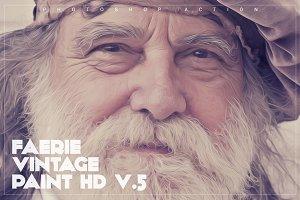 Faerie Vintage Paint HD V.5