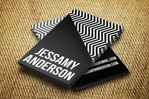 Jessamy Business Card Template