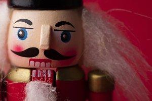 Nutcracker festive soldier