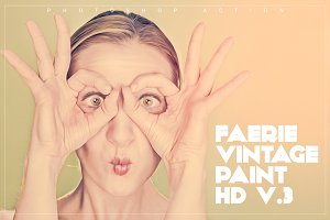 Faerie Vintage Paint HD V.3