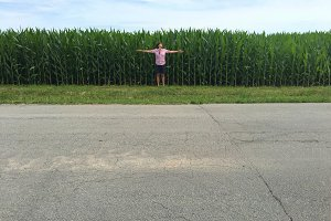 Out in the Cornfields