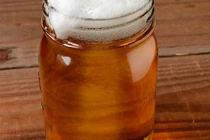 Beer in a Jar