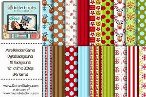 More Reindeer Games Backgrounds