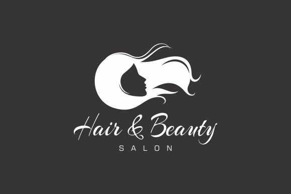 Hair & Beauty Salon Logo ~ Logo Templates ~ Creative Market