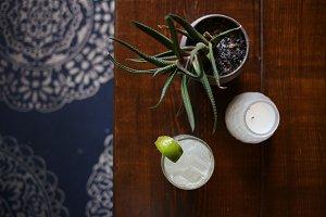 Cactus drinks