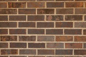 Brown and Orange Bricks Texture
