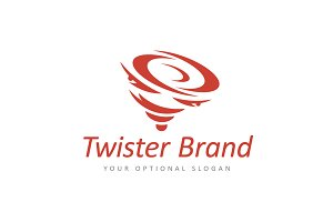 Raging Twister Logo