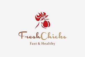 Fresh Chicks Logo
