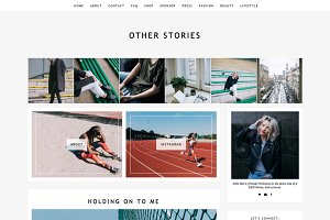 "Wordpress Theme ""Other Stories"""