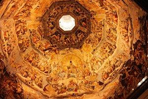 Florence Duomo Inside