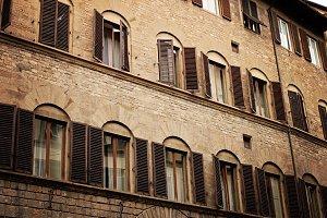 Windows on Florence Street