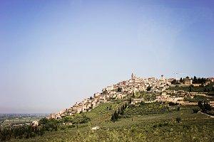 Italy Hilltown