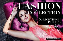 Fashion Collection LR Presets