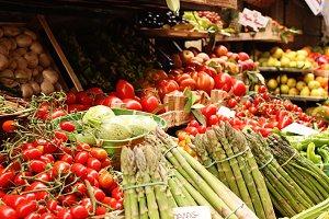 Italian Street Market
