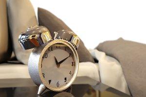 metal Alarm clock