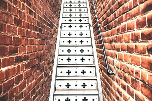 Bisbee Staircase