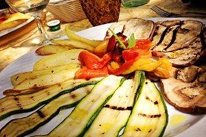 Umbrian Vegetables