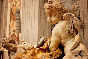 Vatican Cherubs