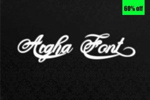 Argha Font