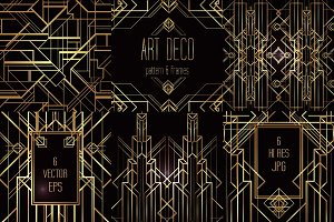 Art Deco Elements vol.2