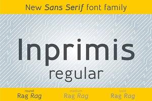 Inprimis Regular