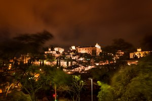 Caceres, medieval town