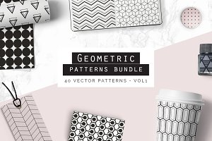 Geometric Patterns - vol1