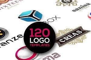 120 Logos - MegaBundle