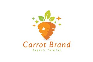 Healthy Carrot Logo