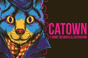 Catown Illustration
